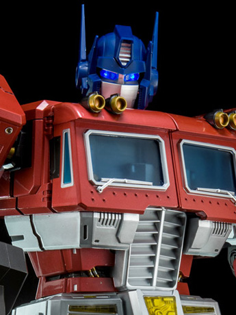 environ 45.72 cm Action Figure Toys Alliance Mega Action Series Transformers Megatron 18 in