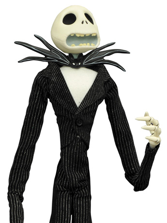 The Nightmare Before Christmas Coffin Dolls