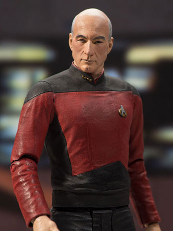McFarlane Star Trek Action Figures