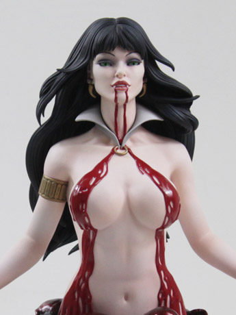 Vampirella Artgerm LE Collectible Busts