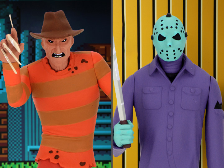 Toony Terrors Jason & Freddy (Video Game Appearance)