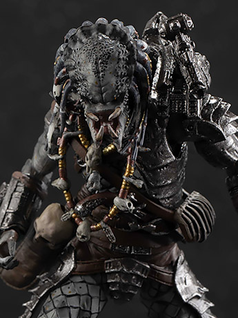 Predator 2 Elder Predator (Ver. 2) 1:18 Scale PX Previews Exclusive Action Figure