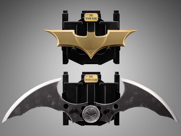 Batman Begins, Arkham Asylum Batarang Replicas