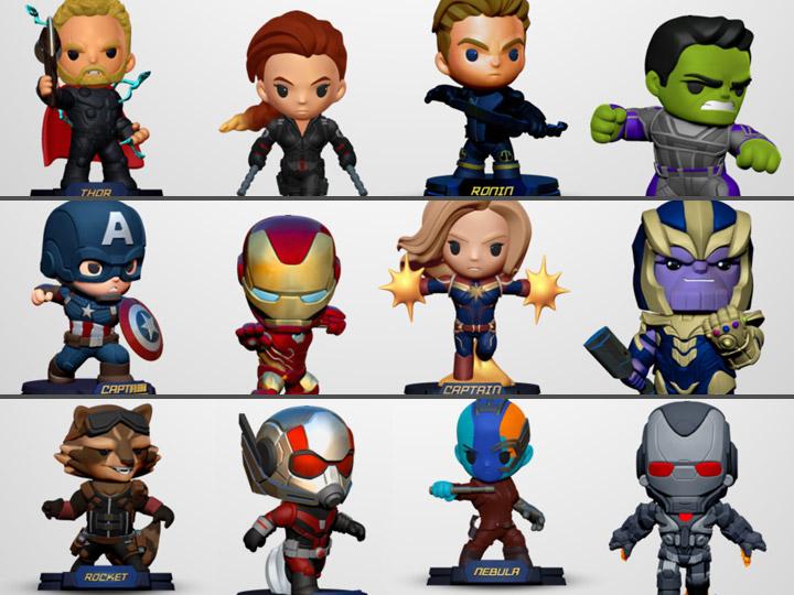 Avengers: Endgame Go Big Figures