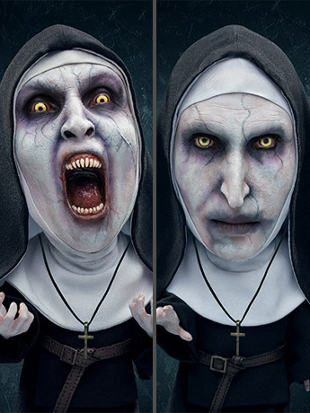 The Nun Deform Real Valak