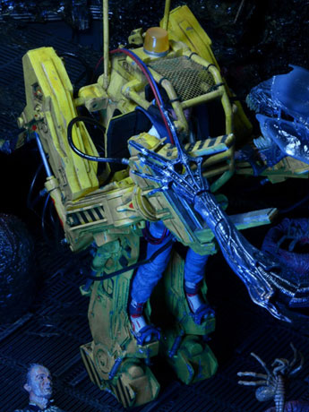 NECA Aliens Power Loader (P-5000)