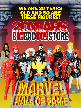 Marvel Hall of Fame Sale!