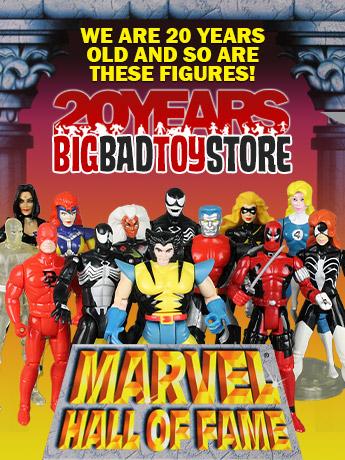 Marvel Hall of Fame Sale!