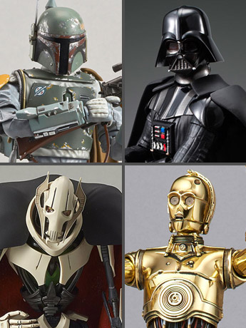 Star Wars Model Kit SALE!