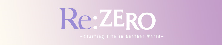 RE:Zero Starting Life in Another World Toys, Action Figures, Statues, Collectibles, and More!