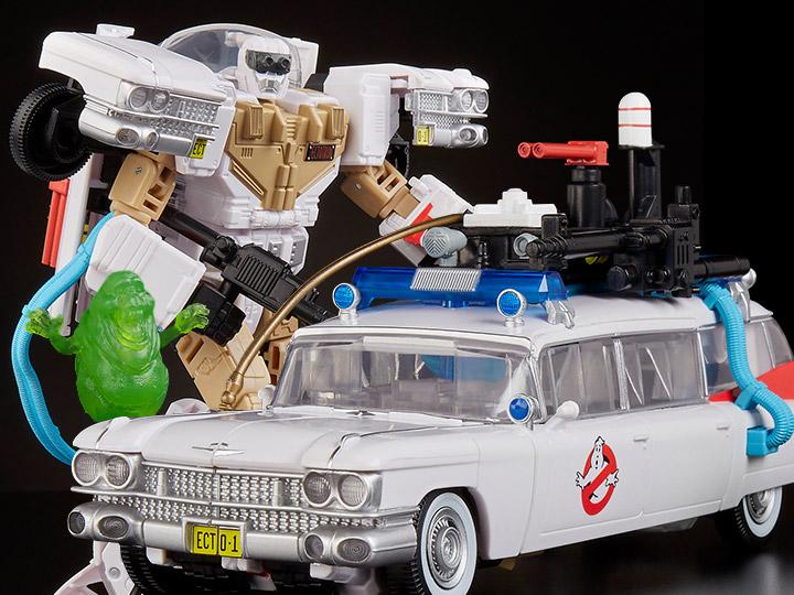 Transformers Generation Ectotron Ecto-1