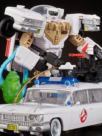 Transformers Generations Ectotron Ecto-1