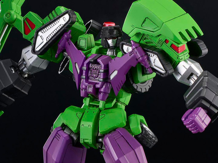 Transformers Furai 11 Devastator Model Kit