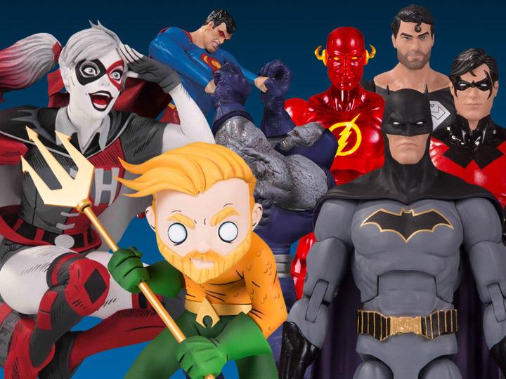 DC Essentials, Red White & Black, Artist Alley & More!