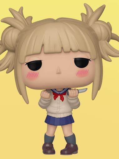 Pop! My Hero Academia Himiko Toga Exclusive
