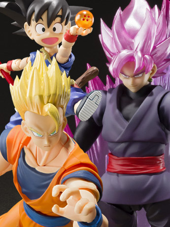 Dragon Ball S.H.Figuarts Exclusives