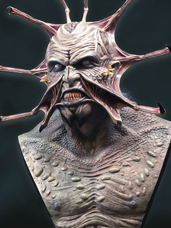 Jeepers Creepers Life-Size LE Bust