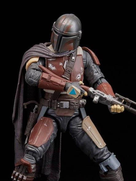 "Star Wars: The Black Series 6"" The Mandalorian (The Mandalorian)"