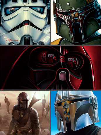 Star Wars Giclees - Acme Archives