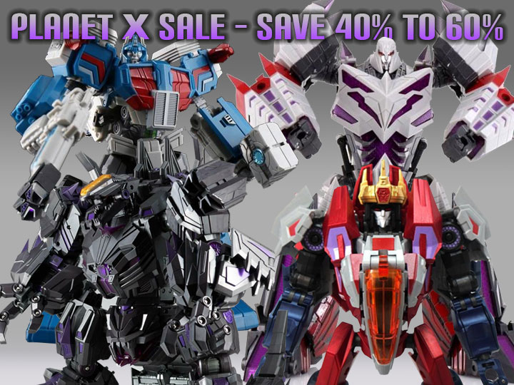 Planet X Sale! Save 40% to 60% on PX-09, PX-11, PX-14, PX-15