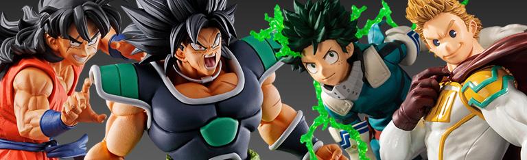 Dragon Ball & My Hero Academia Ichiban Kuji