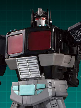 Transformers MP-49 Black Convoy (Nemesis Prime)