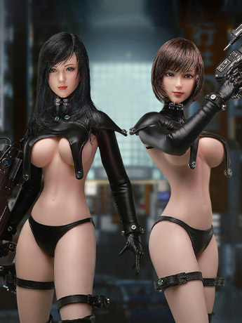 Gantz: O Reika & Anzu 1/6 Scale Figures