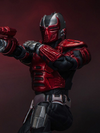 Mortal Kombat VS Series Sektor 1/12 Scale BBTS Exclusive Figure