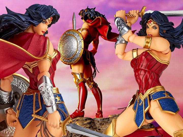 DC Comics Amazing Yamaguchi No.017 Wonder Woman