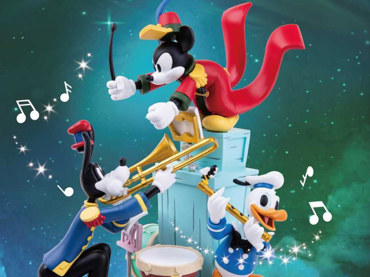 Disney D-Stage PX Statues