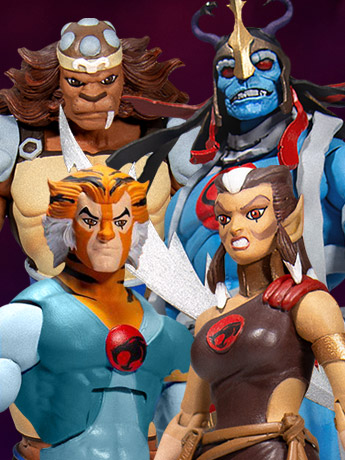ThunderCats Ultimates Wave 2