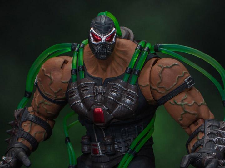 Injustice: Gods Among Us Bane 1/12 Scale Figure
