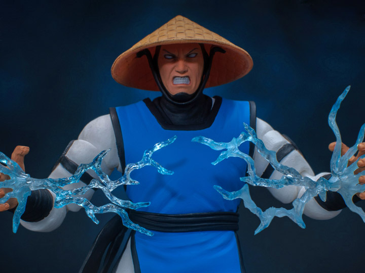 Mortal Kombat VS Series Raiden 1/12 Scale Figure