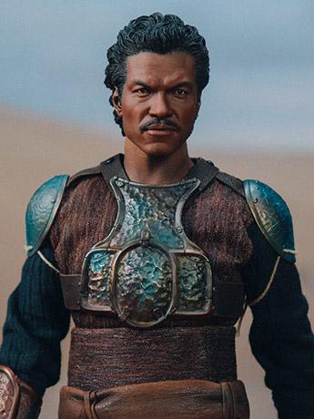 Star Wars Lando Calrissian (RotJ) 1/6 Scale Figure