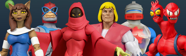 Masters of the Universe Classics Club Grayskull Wave 4
