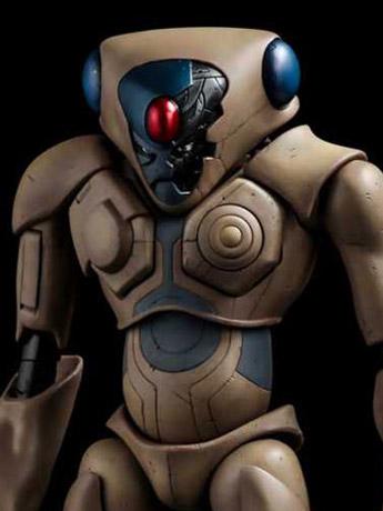 1/6 Scale: Harmagedon: Genma Wars Vega