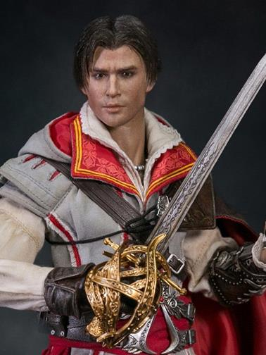 Assassin's Creed II Ezio 1/6 Scale Figure
