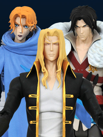 Castlevania Select Wave 1
