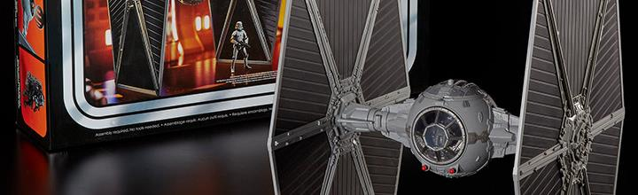 $34.99 - SW Vintage Collection TIE Fighter - Save 56%