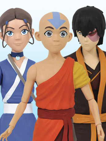 Avatar: The Last Airbender Select Wave 1