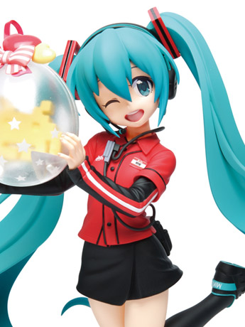 Taito Prize Figures - Rem, Miku & More