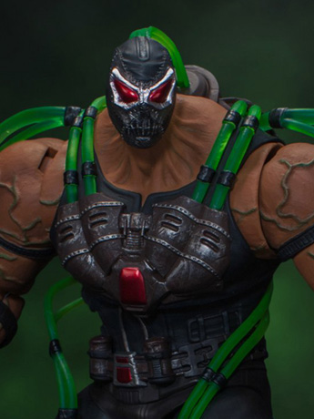 Injustice: Gods Among Us Bane 1/12 Scale Figure