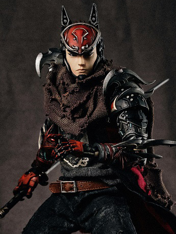 Advent of Marvelous League Basara 1/6 Scale Figure