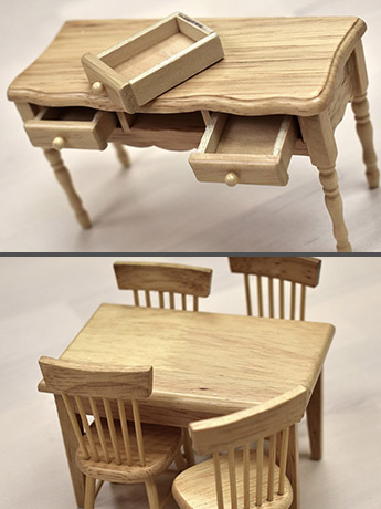 Extreme-Sets 1/12 Scale Furniture