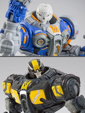 Astrobots 1/12 Scale Figures