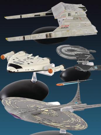 Eaglemoss: Star Trek Starships