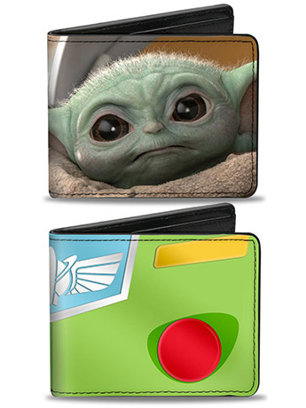 Wallets: The Mandalorian, Toy Story