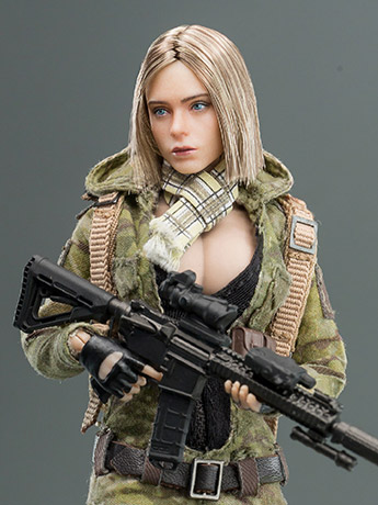 Soldier Villa 1/12 Scale Figure