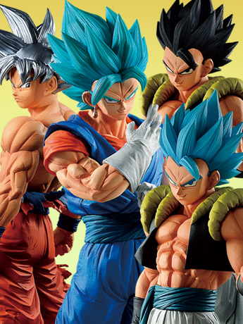 Dragon Ball Super Ichibansho