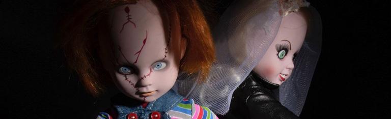 Living Dead Dolls: Bride of Chucky Box Set